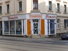 Bildinhalt: In der Georg-Schwarz-Straße 14 eröffnete im September 2018 das Rauchhaus West AltLindenau. © Lindenauer Stadtteilverein