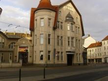 Bildinhalt: Theaterhaus am Lindenauer Markt