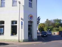 Bildinhalt: Tauchsportfachgeschäft Delphin, Angerstraße 53-55