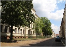 Bildinhalt: Ehemaliges Uhlandgymnasium wird ab 2016 Oberschule