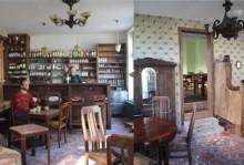 Bildinhalt: Kneipencafé seit Oktober geöffnet, Foto: Roman Grabolle