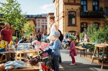 Bildinhalt: (c)nebenan.de/flea-markets