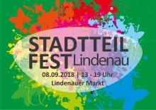 Bildinhalt: Nach mehrjähriger Pause findet wieder ein Stadtteilfest auf dem Lindenauer Markt statt.