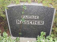 Bildinhalt: Das Grab von Paul Küstner jun. (geboren 1896, ermordet 1945) befindet sich auf dem Friedhof Leipzig-Lindenau in der Merseburger Straße 148.
