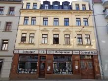 Bildinhalt: Die Fassade von Antiquariat Central W33