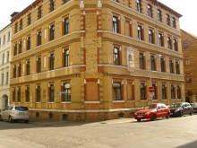 Bildinhalt: Cranachstraße 6, Ecke Demmeringstraße
