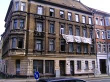 Bildinhalt: Lützner Straße 30 im August 2012