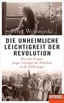 Bildinhalt: Peter Wensierski beschreibt in seinem SPIEGEL-Buch