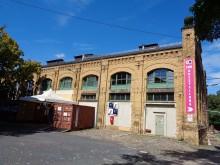 Bildinhalt: Saalfelder Straße 8 b Kunstkraftwerk 2018