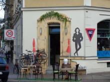 Bildinhalt: Trödel Cafe Leipzig, eröffnet am 29. September 2017