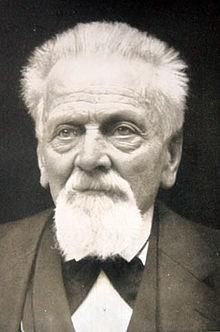 Bildinhalt: Bildnis Dr. Ferdinand Goetz, Fotografie um 1910, Familienarchiv der Nachkommen. Aus Wikimedia Commons, dem freien Medienarchiv.
