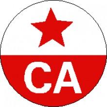 Bildinhalt: CA = Sowjetarmee. Fahrzeugkennzeichnung der Gruppe der Sowjetischen Streitkräfte in Deutschland