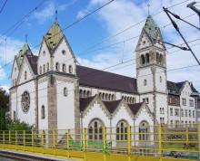 Bildinhalt: Liebfrauenkirche Lindenau
