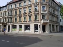 Bildinhalt: Endersstraße 6: Kunstraum und Atelier artescena werden auch für Veranstaltungen in der Lindenauer Nachbarschaft genutzt. Foto: © artescena