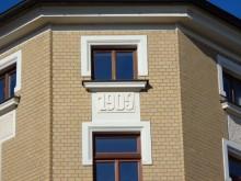 Bildinhalt: Das Baujahr 1905 wird angezeigt.