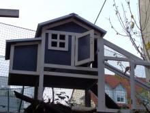 Bildinhalt: ... und ihr Häuschen mit Anbau