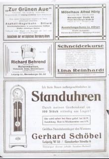 Bildinhalt: Werbung