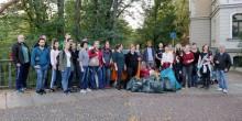 Bildinhalt: Wir gehen Müll sammeln! Wir organisieren Cleanups, um gemeinsam unsere Stadt lebenswerter zu machen.