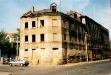 Bildinhalt: William-Zipperer-Straße 19, Gebäude der ehemaligen Gaststätte