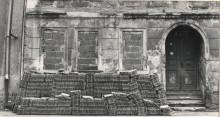 Bildinhalt: Das gründerzeitliche Gebäude Aurelienstraße 13 wurde nach dem Ende der DDR durch einen Neubau ersetzt. Foto: Torsten Pape